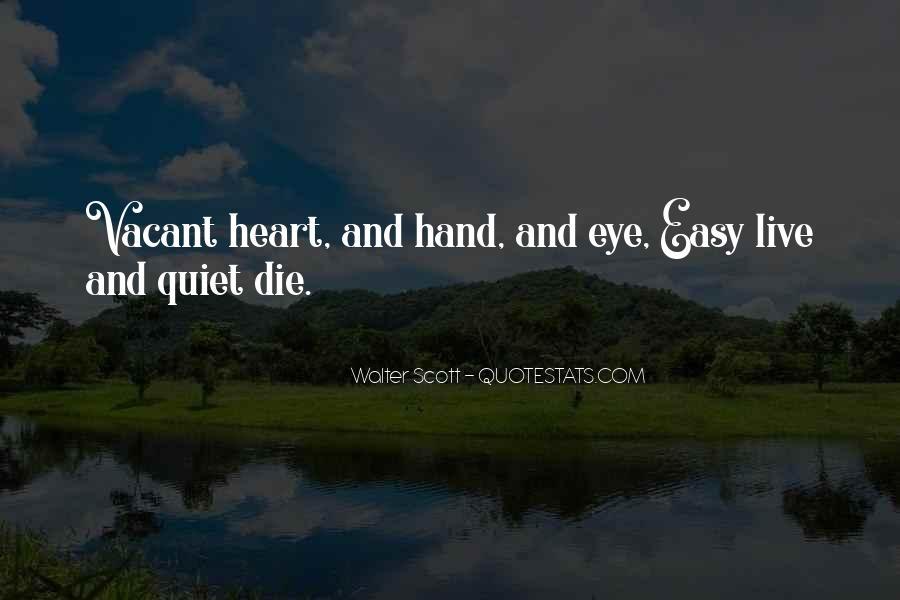 Heart And Hand Sayings #65604