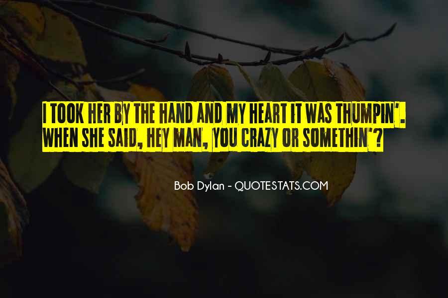 Heart And Hand Sayings #76119