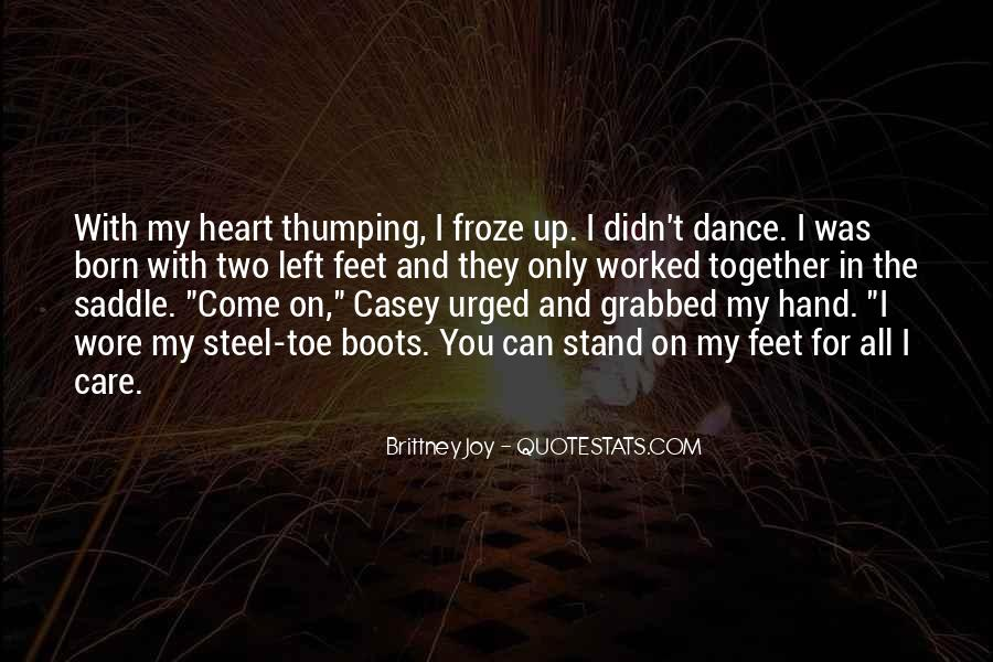 Heart And Hand Sayings #88050