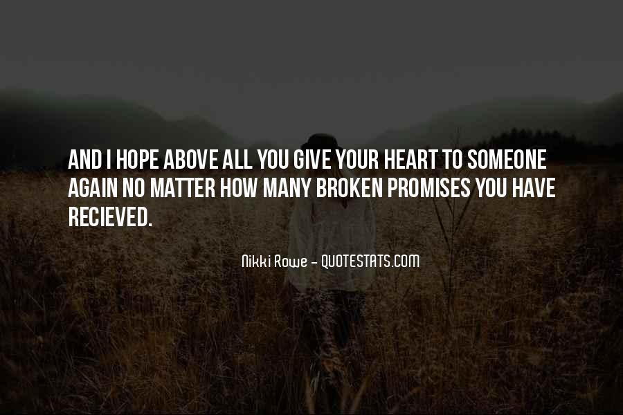 Best Heartbroken Sayings #146855