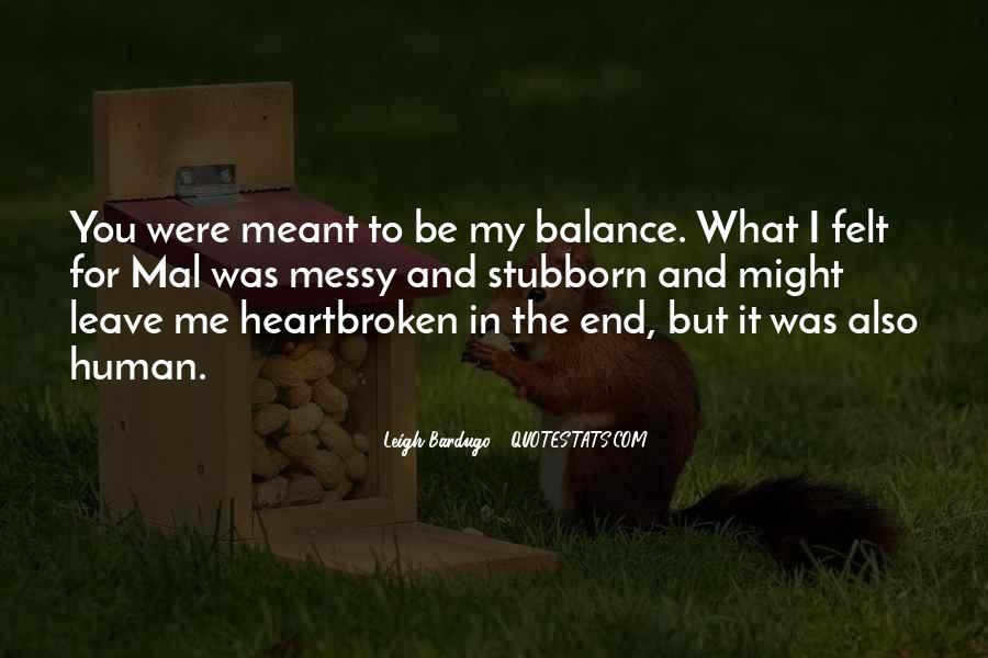 Best Heartbroken Sayings #221063