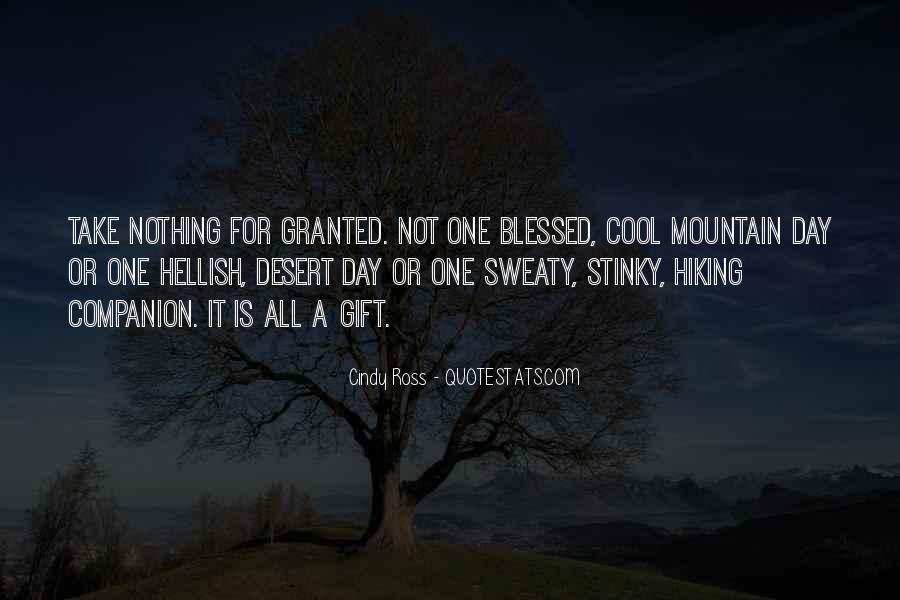 Cool Hiking Sayings #1535178