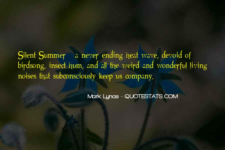 Heat Wave Sayings #474778