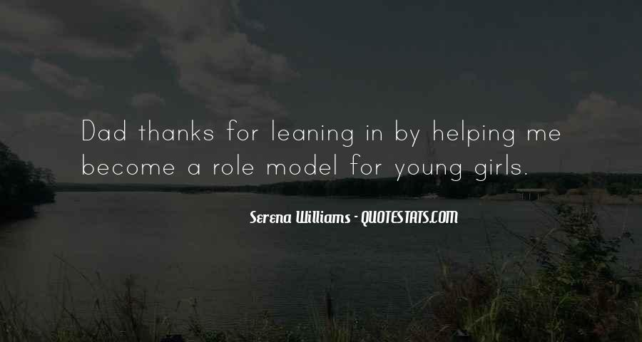 Thanks For Helping Sayings #1137043