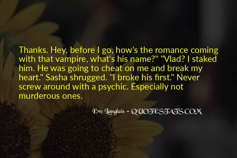 Quotes About First Name #107137