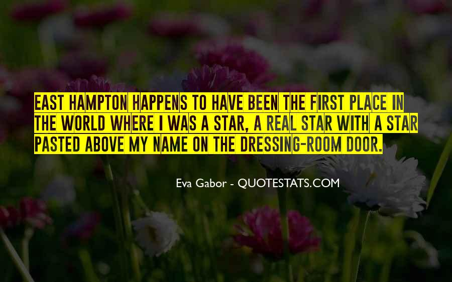 Quotes About First Name #170299