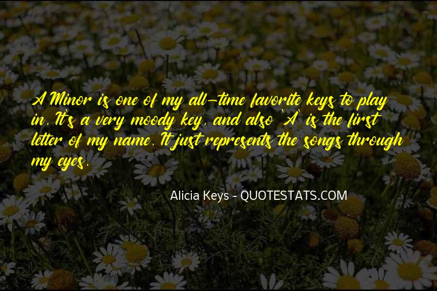 Quotes About First Name #195711