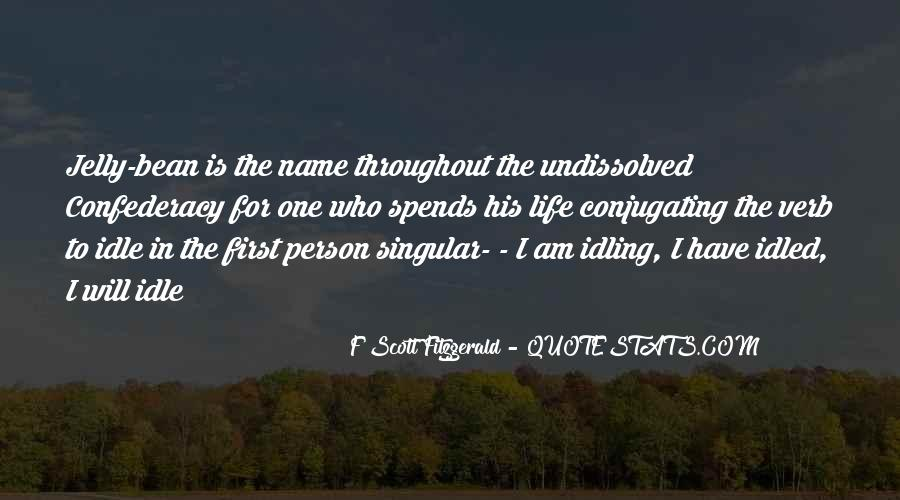 Quotes About First Name #301632