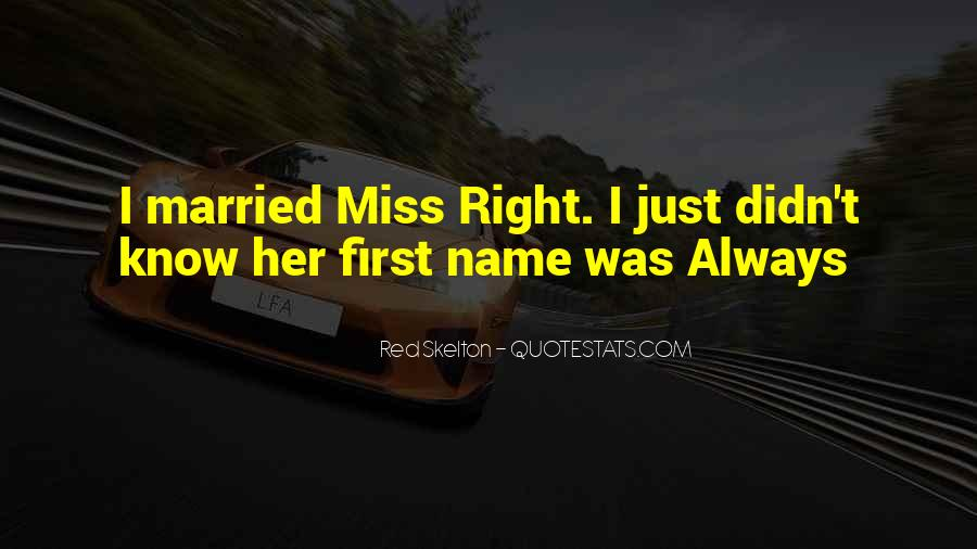 Quotes About First Name #337909