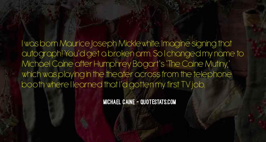Quotes About First Name #342563