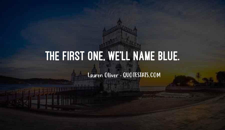 Quotes About First Name #371988