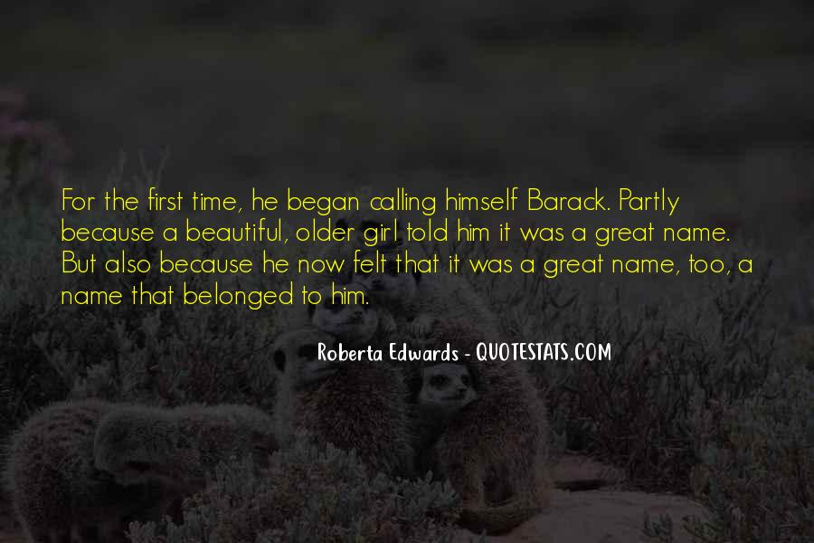 Quotes About First Name #403613