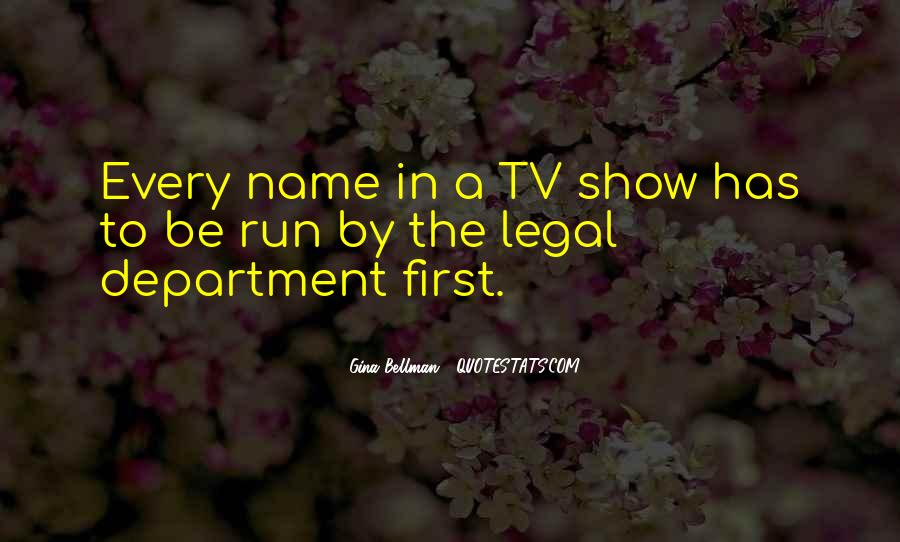 Quotes About First Name #60163