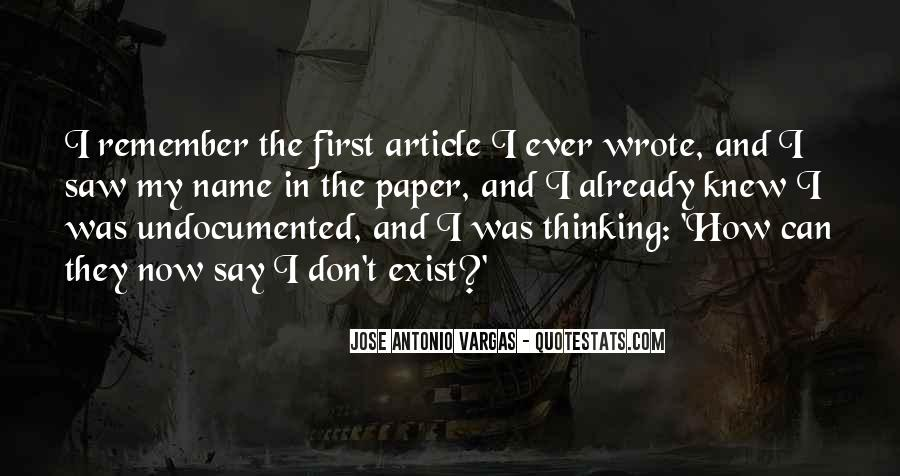Quotes About First Name #74896