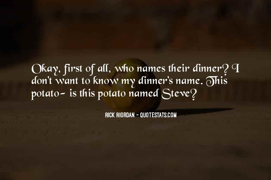 Quotes About First Name #92638