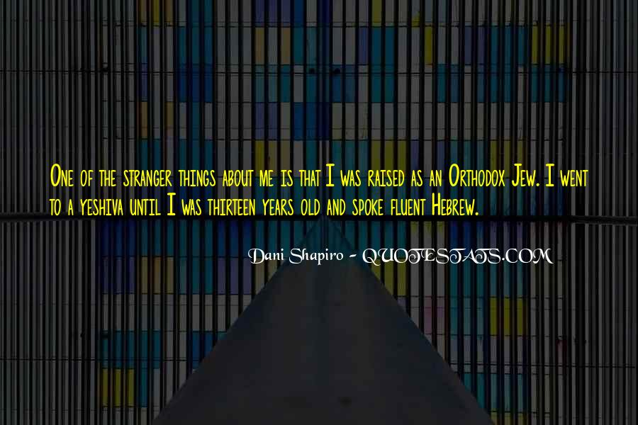 Orthodox Jew Sayings #734144