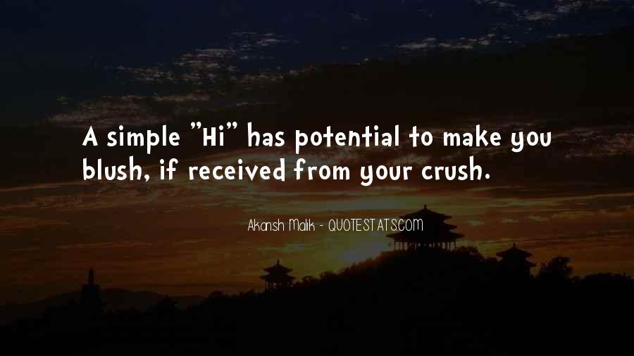 Take A Hint Sayings #139583