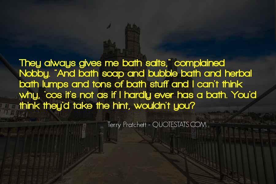 Take A Hint Sayings #518274