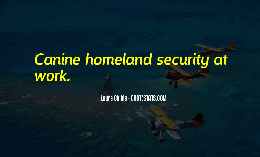 Homeland Quotes Sayings #1564056