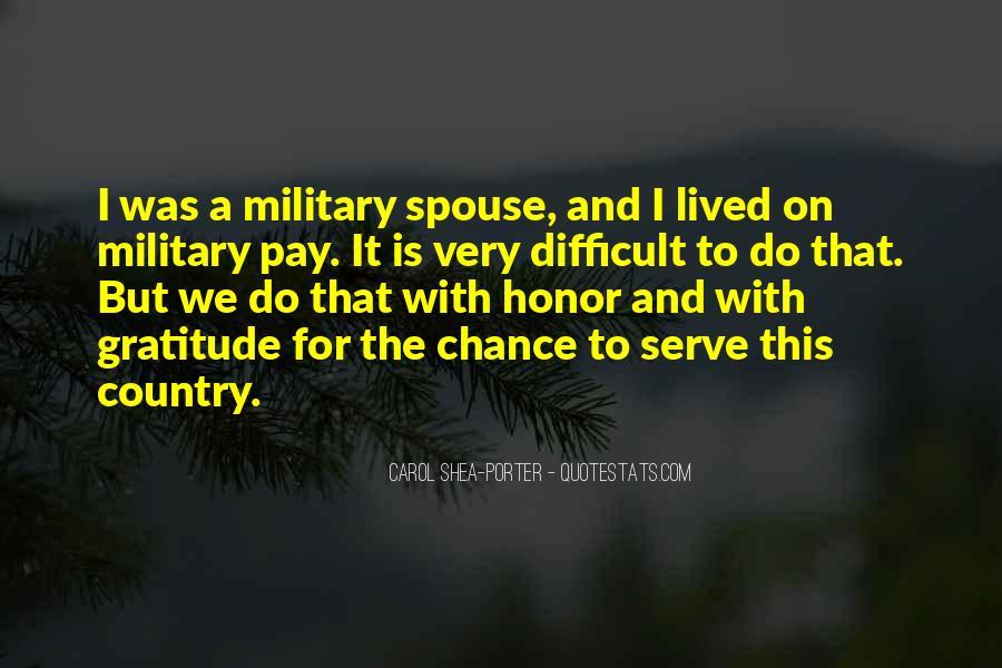 Military Honor Sayings #1122638