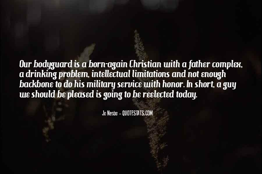 Military Honor Sayings #1480479