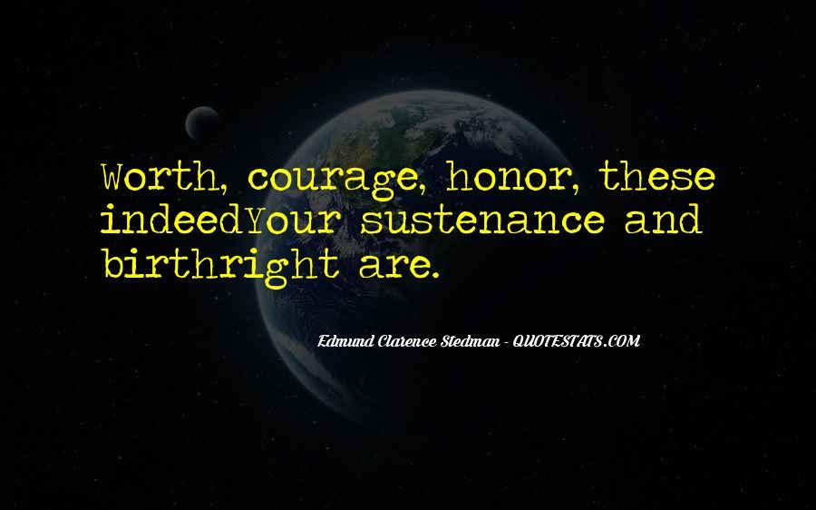 Military Honor Sayings #1552798