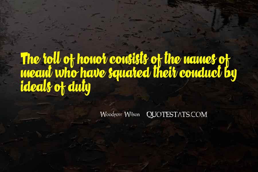 Military Honor Sayings #40200