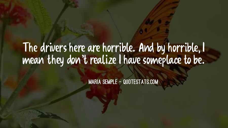 Funny Horrible Sayings #1833162
