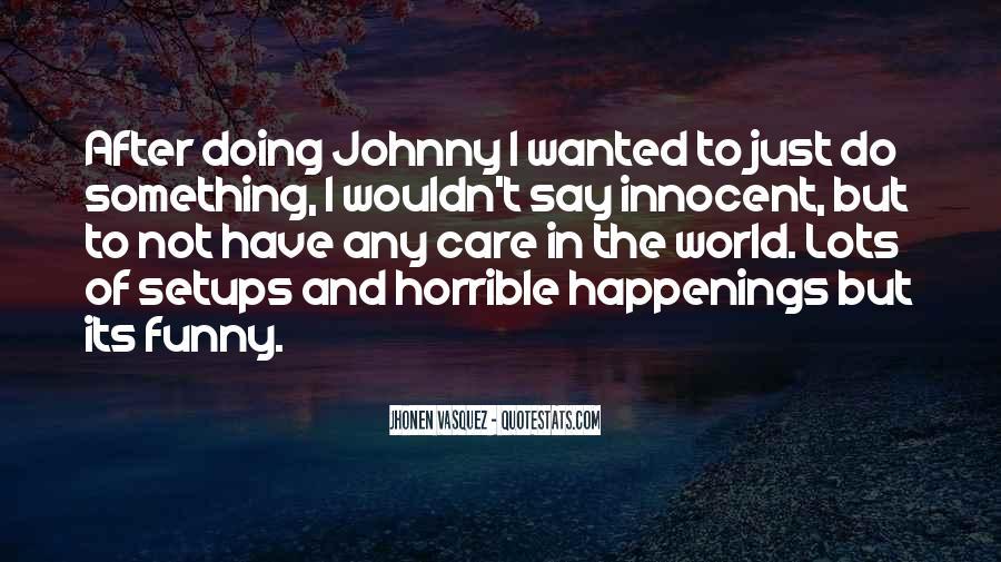 Funny Horrible Sayings #340900