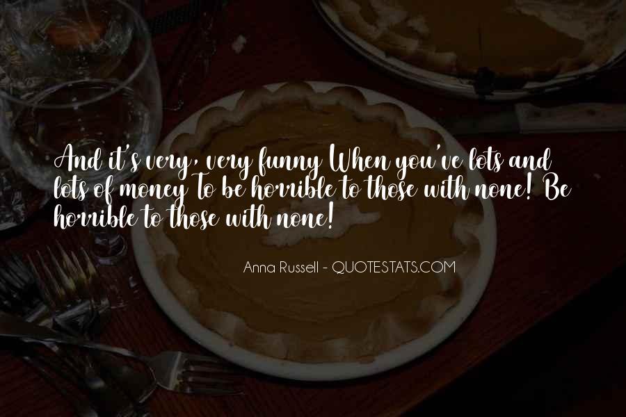 Funny Horrible Sayings #430288