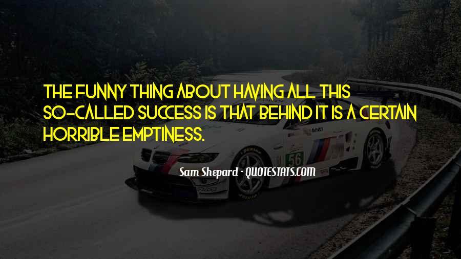 Funny Horrible Sayings #538635