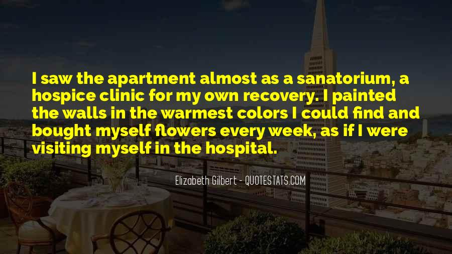 Hospital Week Sayings #1629674
