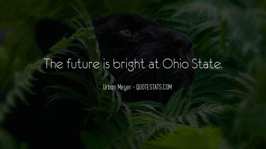 State Of Ohio Sayings #695250