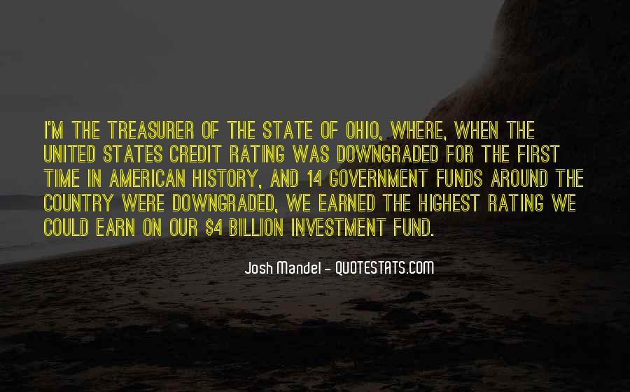 State Of Ohio Sayings #803047