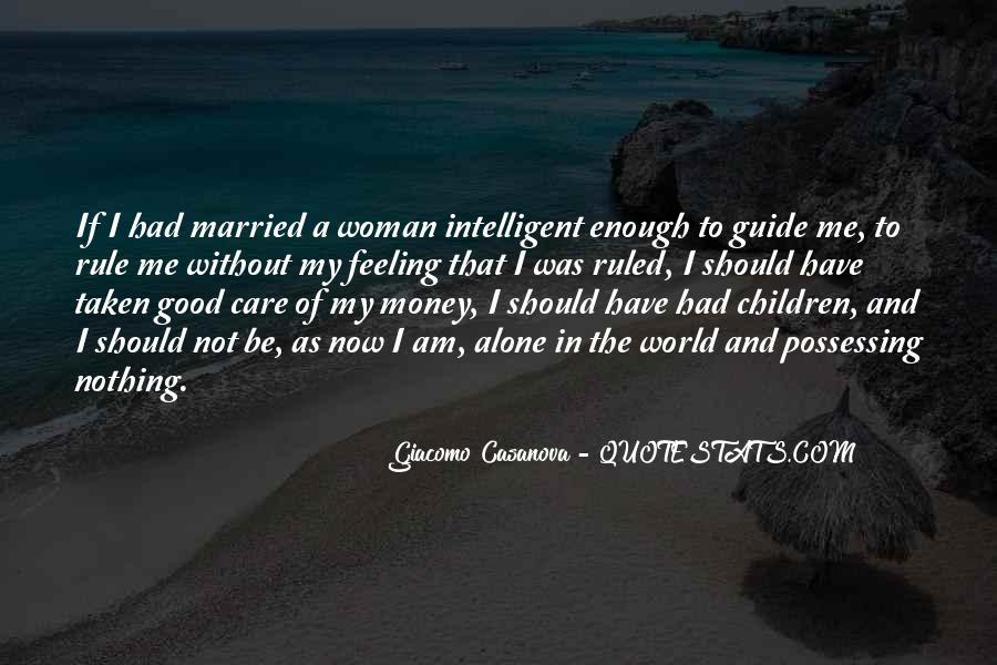 Good Intelligent Sayings #1034846