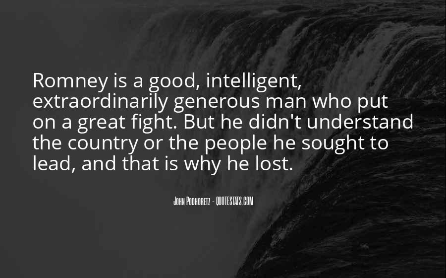 Good Intelligent Sayings #1214156