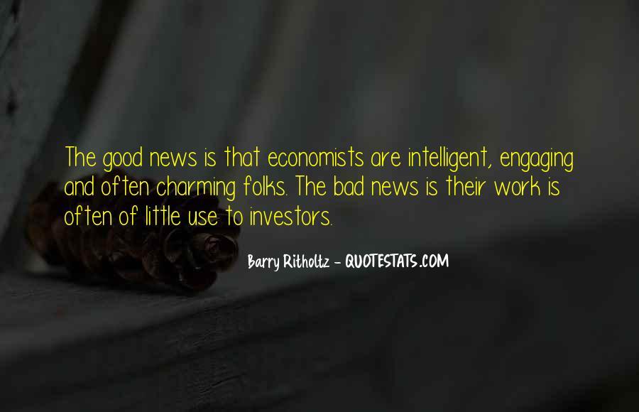 Good Intelligent Sayings #1448027