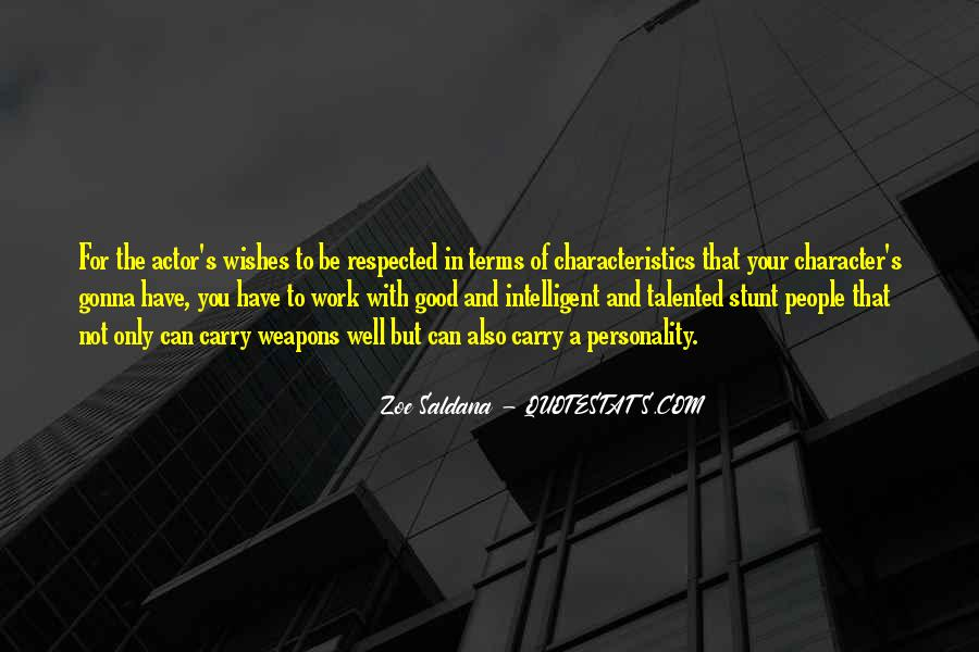 Good Intelligent Sayings #1471911