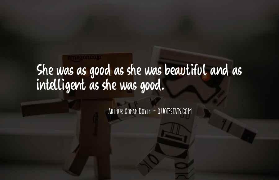 Good Intelligent Sayings #1477316