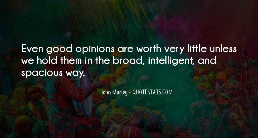 Good Intelligent Sayings #1498830