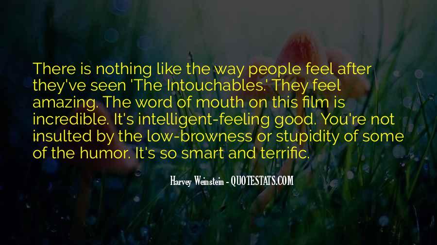 Good Intelligent Sayings #1524667