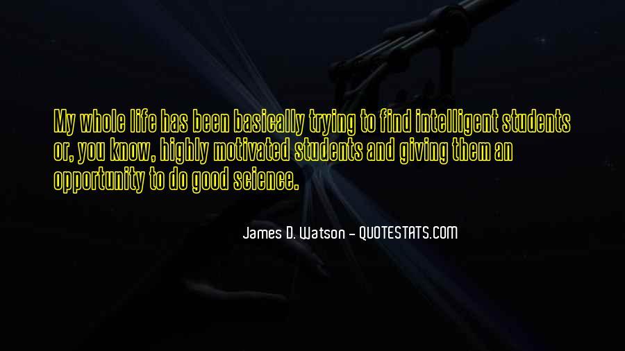 Good Intelligent Sayings #457901
