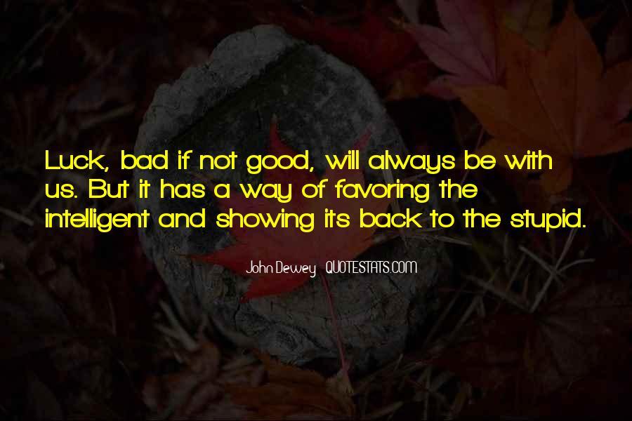 Good Intelligent Sayings #479007