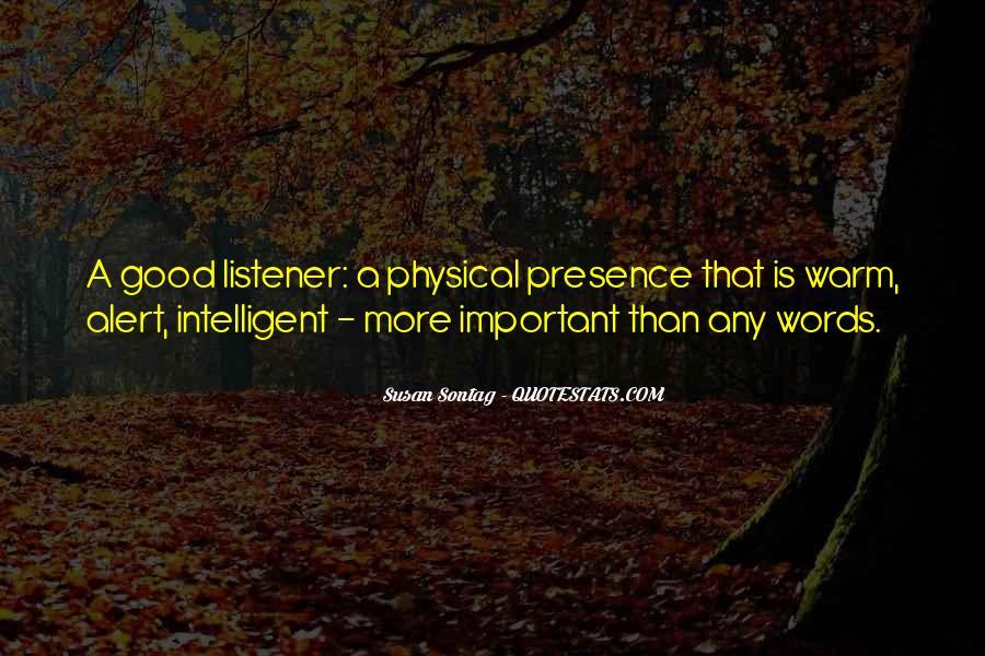 Good Intelligent Sayings #490309