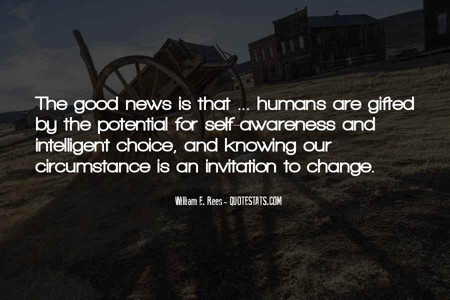 Good Intelligent Sayings #547636