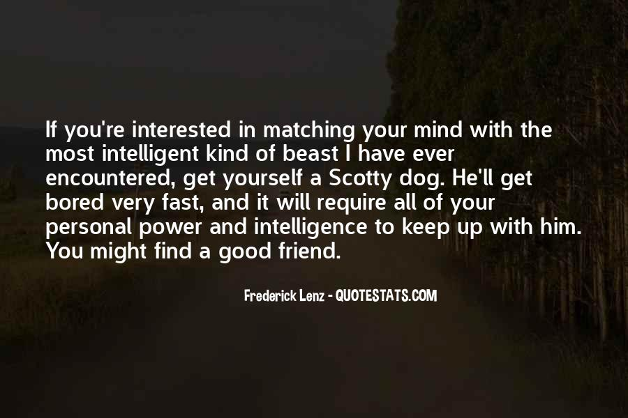 Good Intelligent Sayings #590542