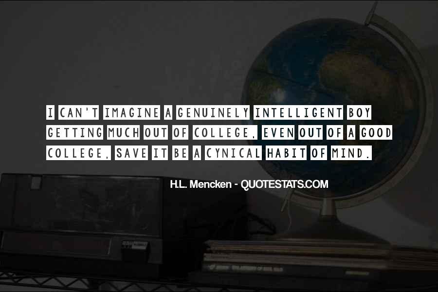Good Intelligent Sayings #748014