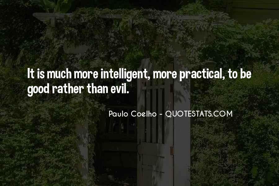Good Intelligent Sayings #956970