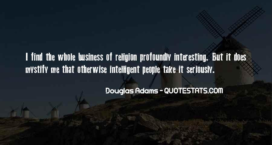 Intelligent Business Sayings #239661