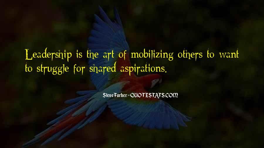 Quotes About Shared Leadership #419050